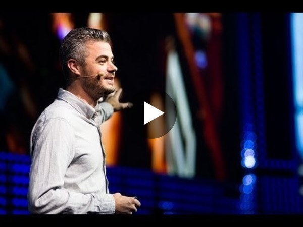 Scott Harrison, Founder & CEO, Charity:Water Shares his Story teaches gratitude