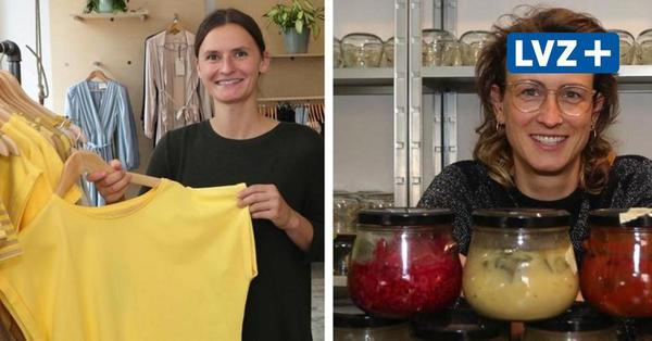 Zwei neue Leipziger Start-ups: Mode zum Mieten und gesundes Essen für Mütter im Wochenbett