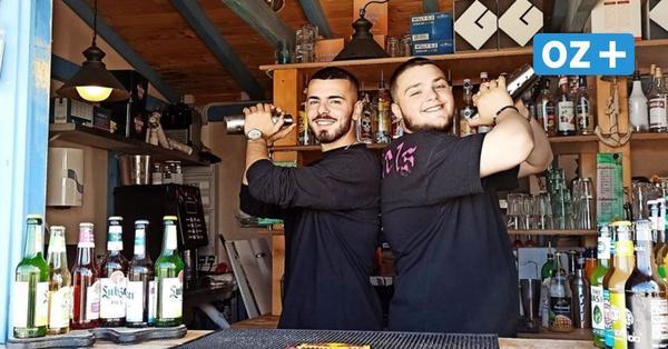 Cocktails gegen Müll: Strandbar in Lubmin startet ungewöhnliche Aktion