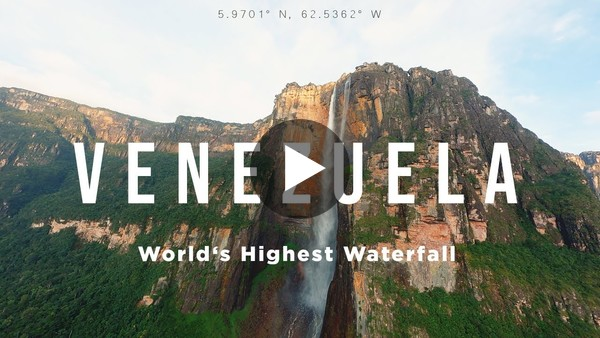Venezuela | Cinematic FPV over Angel Falls