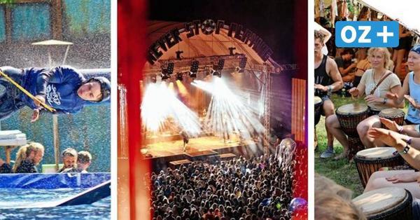 Pangea startet heute auf Pütnitz: 15.000 Menschen freuen sich aufs Festival