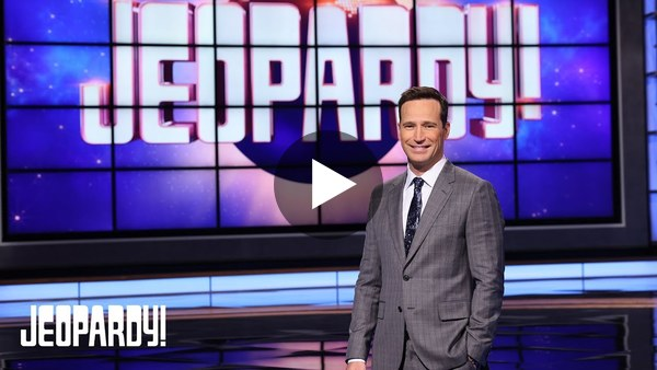 Mike Richards Interview: Executive Producer & Guest Host | JEOPARDY!
