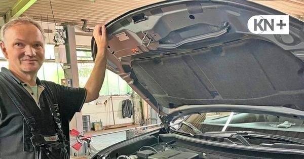 Autohaus Doose Kalübbe: Hierher kommen Stammkunden selbst aus Dänemark