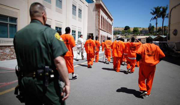 California Prisons 'Lead' the Way into an Imaginary Sexless Future