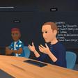 Hands-on with Facebook's new VR for work app Horizon Workrooms