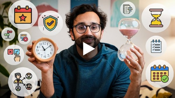 How I Manage My Time - 10 Time Management Tips