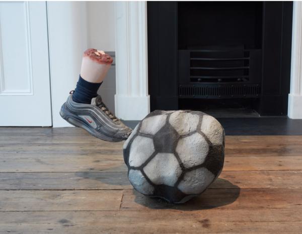 The First Ball by Kieran Leach