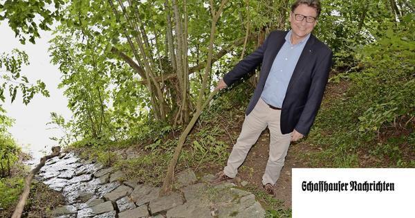 Kolibakterien im Rhein: Gailingen schaut in die Röhre
