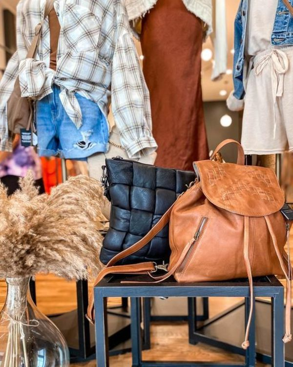 Check out Re:Defined Boutique's New Line of Bags!