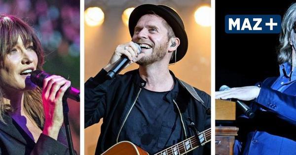 Das sind die Top-Konzerte in Brandenburg und Berlin