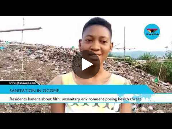 Residents lament about filth, unsanitary environment posing health threat at Ogome