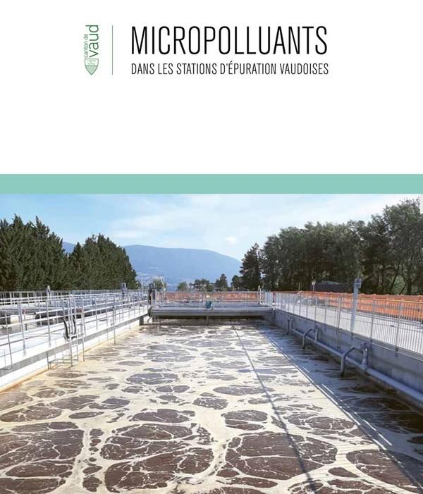 Plan cantonal micropolluants: les mesures mises en œuvre prouvent leur efficacité sur la qualité des cours d'eau vaudois