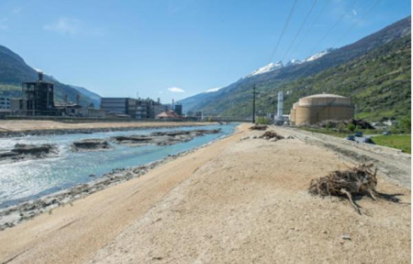 Adaptations structurelles au sein du DMTE - Création d'un Service des dangers naturels et nouvelle gouvernance du projet de 3e correction du Rhône