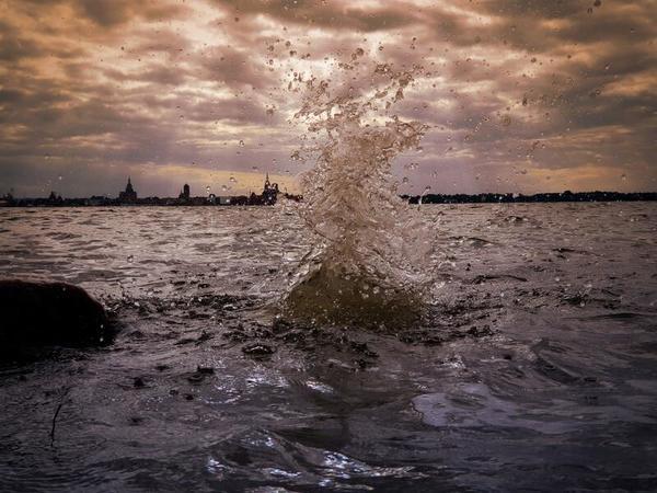 Wasserspiele (Foto: Cornelia Behring)