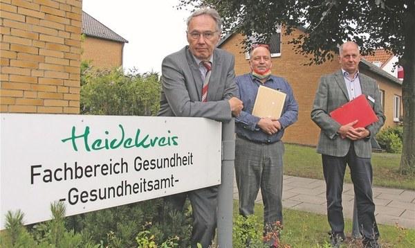 """""""Impfen ist das einzige, was hilft"""" - Heidekreis - Walsroder Zeitung"""