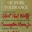 A Critique of Pure Tolerance