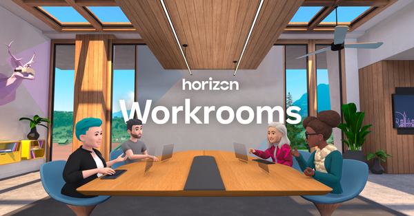Facebook's New Zoom Competitor Adds Virtual Reality to Conference Calls. Here's What It's Like