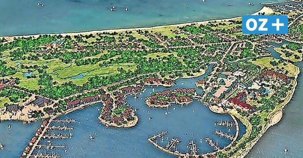 Geplantes Mega-Resort auf dem Rügener Bug: Wo sind die Investoren abgeblieben?