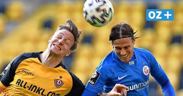 Hansa Rostock vs. Dynamo Dresden: So ist die Stimmung rund ums Stadion