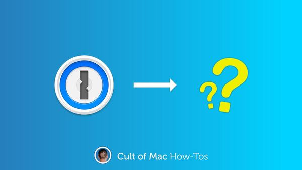 How to export all your data from 1Password before switching