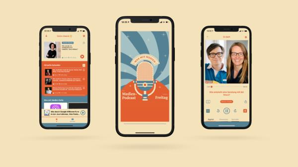 Die App gibt es kostenlos für iOS und Android