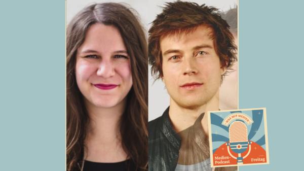 Anne-Kathrin Gerstlauer und Simon Hurtz