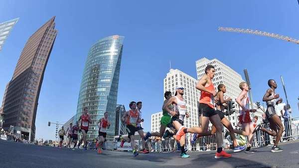 Am Sonntag: Endlich wieder Halbmarathon in Berlin