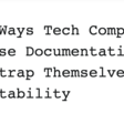 Nerds Don't Respond To Marketing; Try Technical Documentation Instead