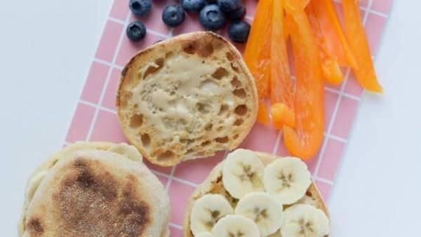 Bunt und gesund: Drei leckere Rezepte für die Brotdose der Kinder