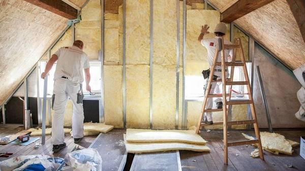 Klimaschutz im Gebäudesektor: Dämmung und Wärmepumpen - so wird es klimafreundlicher