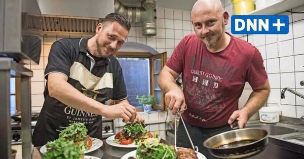 """Essen in Radebeul: """"Die Schmiede"""" ist rustikal und urig"""