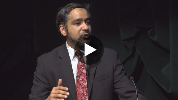 Muhammad Zaman on why professors in STEM need to work on global displacement