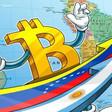 Venezuela, Argentina y Colombia entre los países con más adopción de criptomonedas en 2021 según Chainalysis