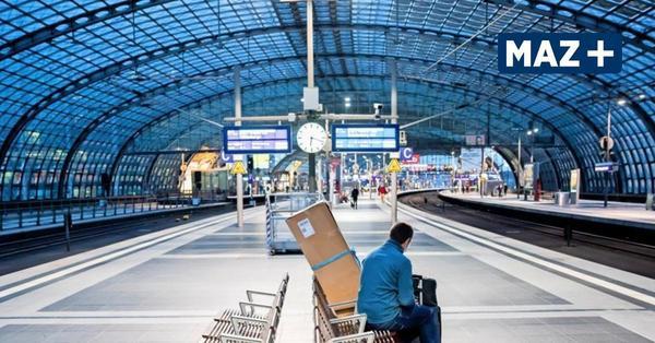 Wie der Lokführer-Streik Brandenburg und Berlin trifft