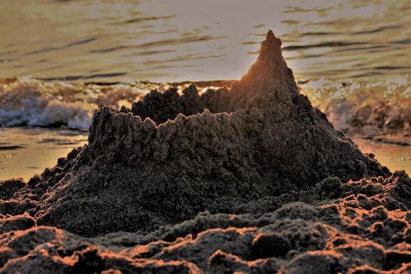 Sandburg (Foto: Ingo Krummheuer)