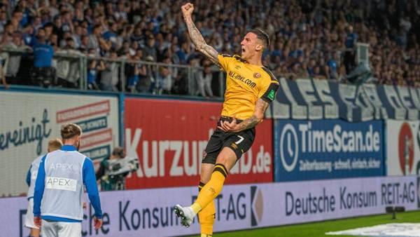 Schmidts goldenes Händchen: Dynamo Dresdens Trümpfe stechen im Ostklassiker