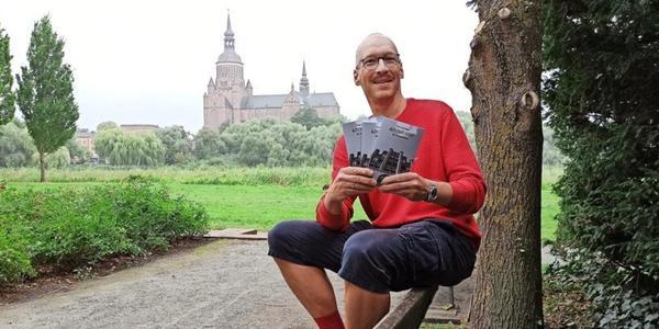 Autor veröffentlicht 5. Stralsund-Krimi: Warum die Recherche auch schon mal gefährlich wird