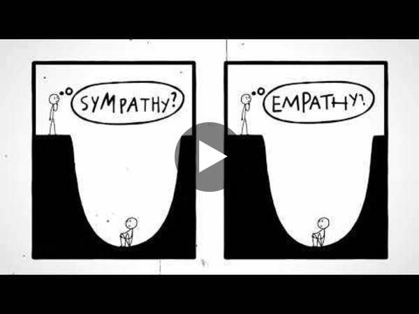 How empathy works - and sympathy can't