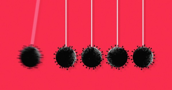 The Coronavirus Is Here Forever. This Is How We Live With It.