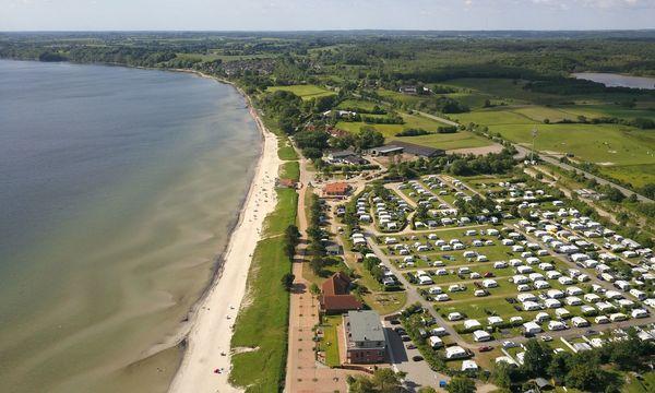 Camping an der Ostsee: Die 10 schönsten Plätze direkt am Meer