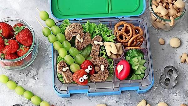 Was soll in die Brotdose? Kreative und gesunde Rezepte für Schule und Kita