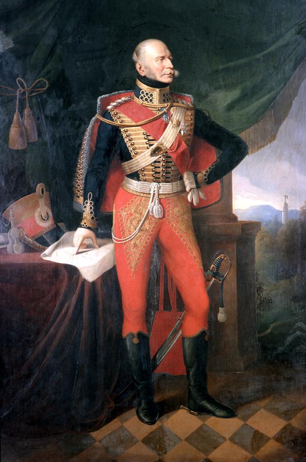 Er war der zweitletzte König Hannovers: König Ernst August I.