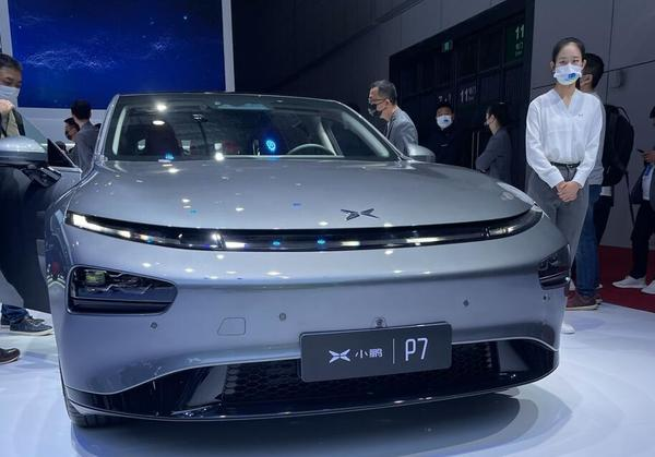 XPeng sends flagship sedan P7 to Norway for first time - CnEVPost