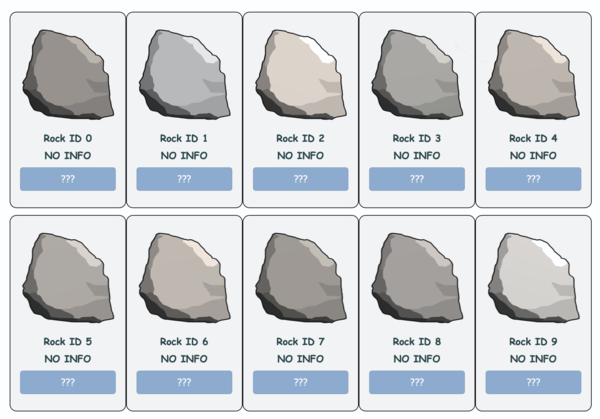 You are looking at rocks currently valued at above $10m in total