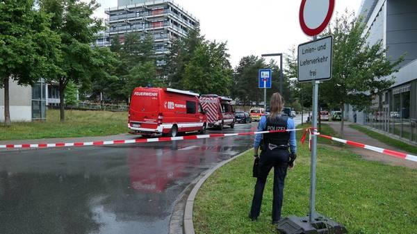 Giftanschlag an TU Darmstadt: 40-köpfige Soko ermittelt wegen versuchten Mordes