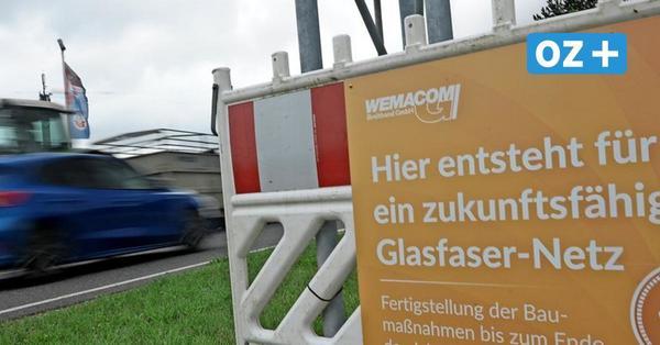 Breitband: Warum der Baubeginn in Bastorf und Kröpelin immer noch offen ist