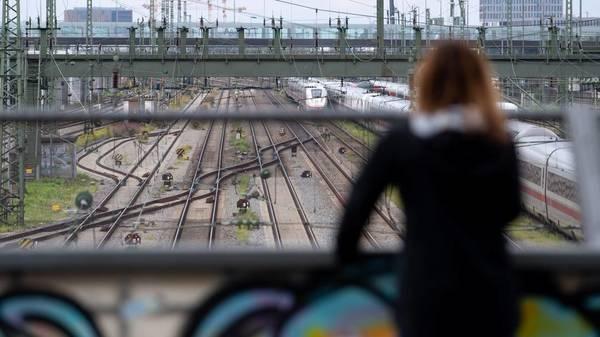 Bahnstreik: Ab heute wieder weitgehend normaler Zugverkehr