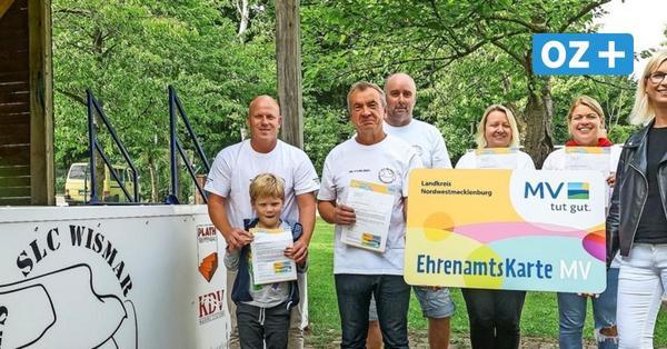 Deswegen bekamen Macher vom Wismarer Strandlaufcup die Ehrenamtskarte
