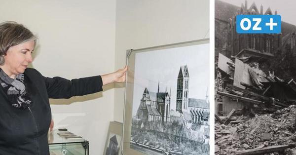Neue Ausstellung in Wismar zeigt historische Aufnahmen vom Gotischen Viertel