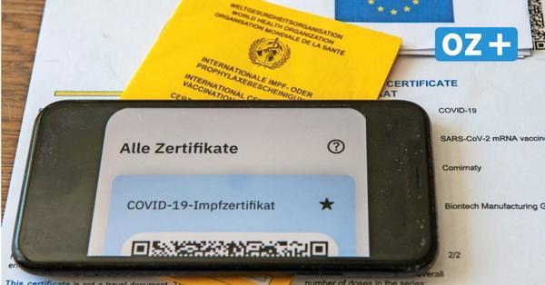 Als Security getarnt: Betrügerin fotografiert Impfnachweis von Urlauberin auf Rügen ab
